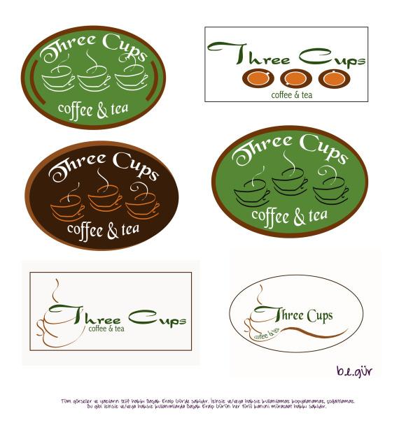 Three Cups Logo